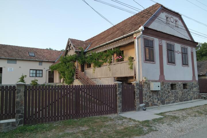 verandás ház