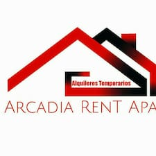 Arcadia Rent User Profile