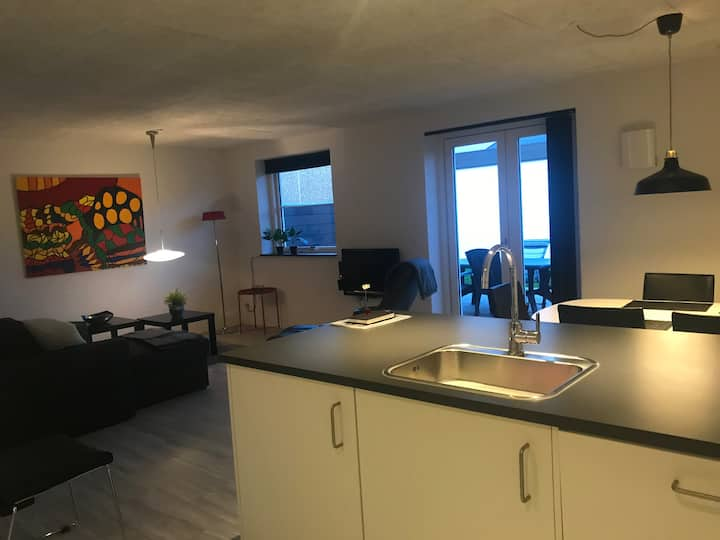 Nice new appartment close to Legoland & Zoo
