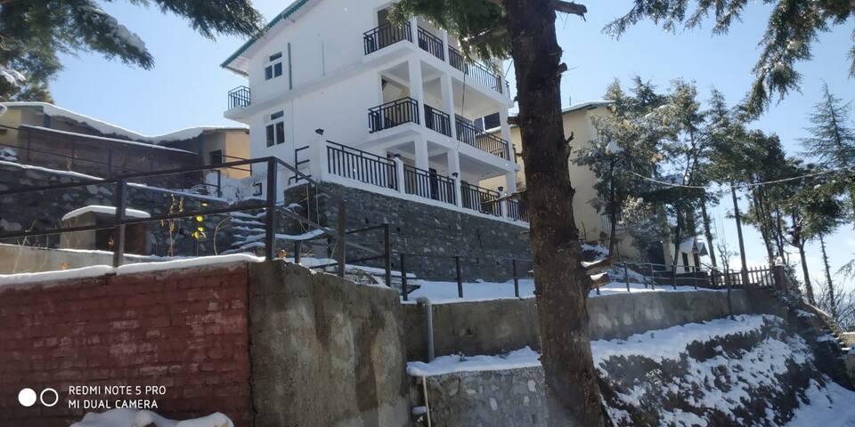 Khushi  Cottage, Mukteshwar