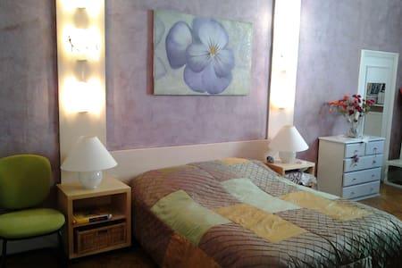 Bed for 2 in Saint Etienne - Saint-Étienne