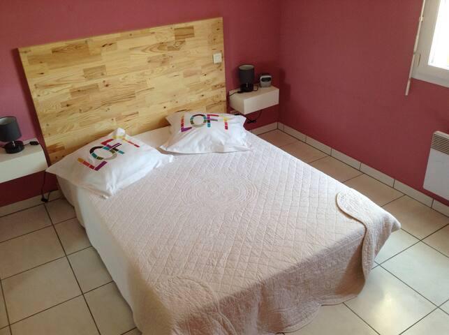 Chambre privée chez l'habitant