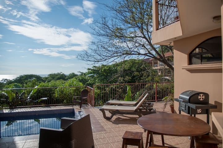 CASA JAGUAR Oceanview Paradise Home in Tamarindo