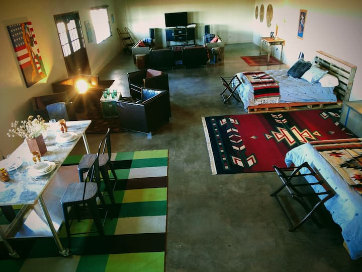 The Old West Loft