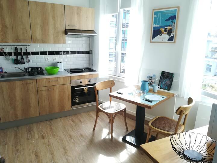 Appartement meublé  *** avec terrasse Rochefort