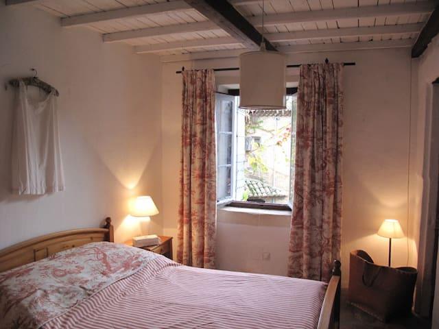 Charmantes Haus m. Innenhof / St. Remy de Provence - Mas-Blanc-des-Alpilles
