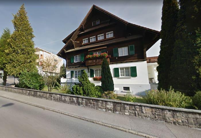 Abschalten, geniessen und wohlfühlen, nahe Luzern