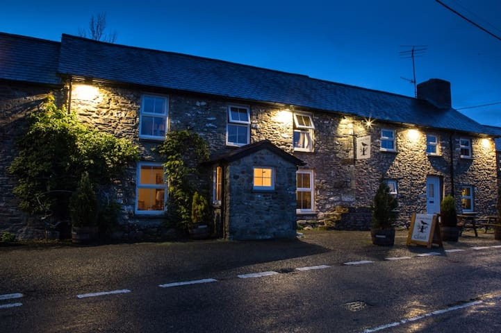 The Forest Arms Brechfa