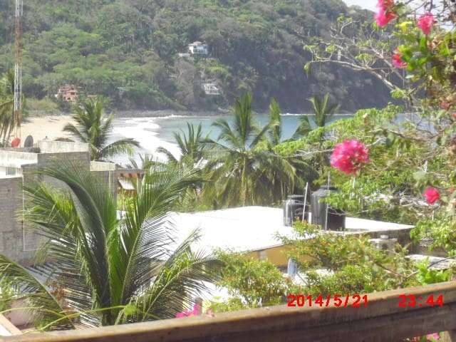 Top Duplex Ocean and Mountain views - Chacala
