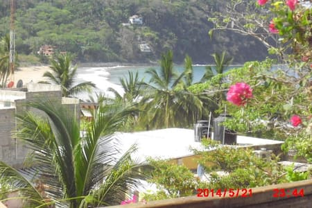 Top Duplex Ocean and Mountain views - Chacala - Bungalow