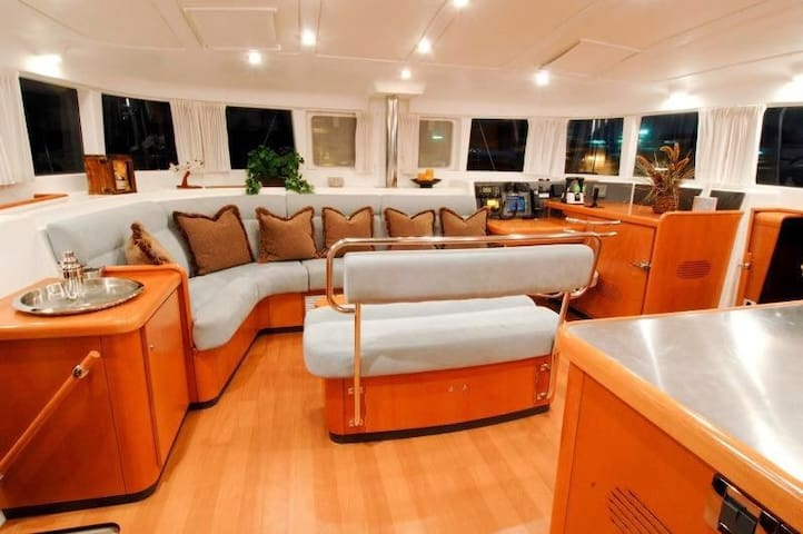 Luxurious 45 foot Catamaran Yacht - Newport Beach - Hajó