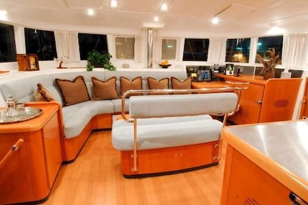 Luxurious 45 foot Catamaran Yacht - Newport Beach