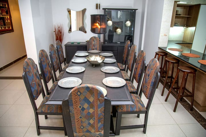 Spacious 3BD for the entire family - Nairobi - Pis