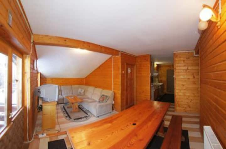 Dana Boarding House - Attic apartment