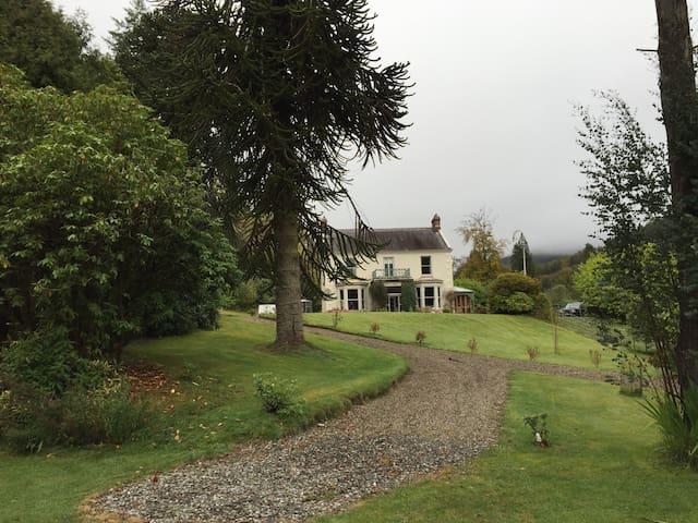 Ballyteige Lodge - Tinahely - Rumah