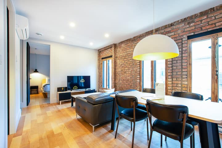 Charming and romantic apartment in the Old Port