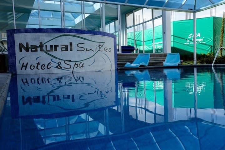 Natural Suites Hotel Valsequillo Puebla. Africam S