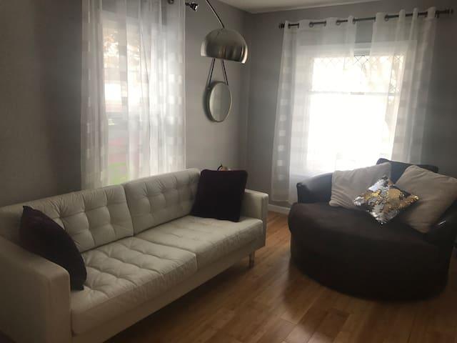 Fresh and modern home