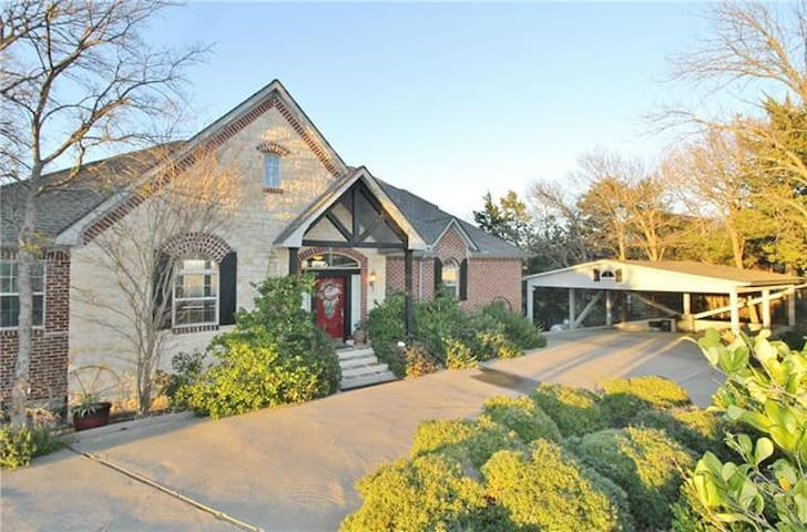 ***NEW*** Texoma View w/ Expansive Deck and View