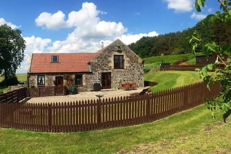 4* spacious countryside cottage near St. Andrews - Talo