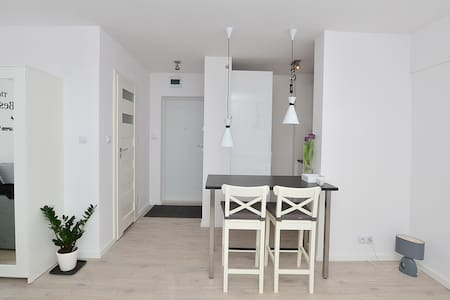 Your Best Place in Center of Warsaw - Apartment
