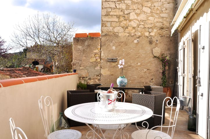 Maison Nouna - Causses-et-Veyran - Bed & Breakfast