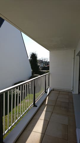 mobilier de terrasse inclus