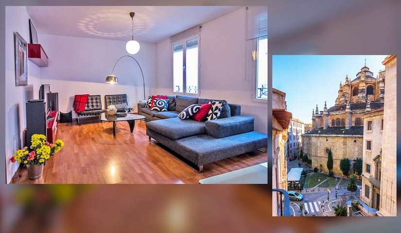 Flat in Granada,center, cathedral - Granada - Apartment