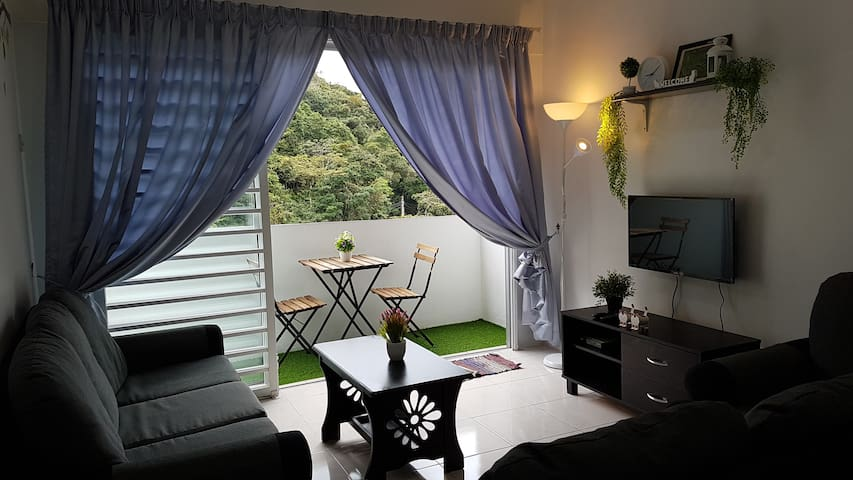 New Apartment in Tanah Rata