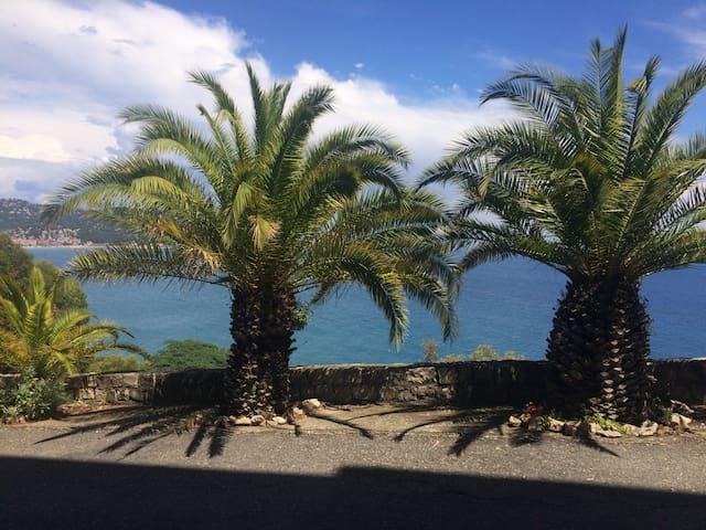 Bilocale vista spettacolare Cervo - Cervo - Apartment