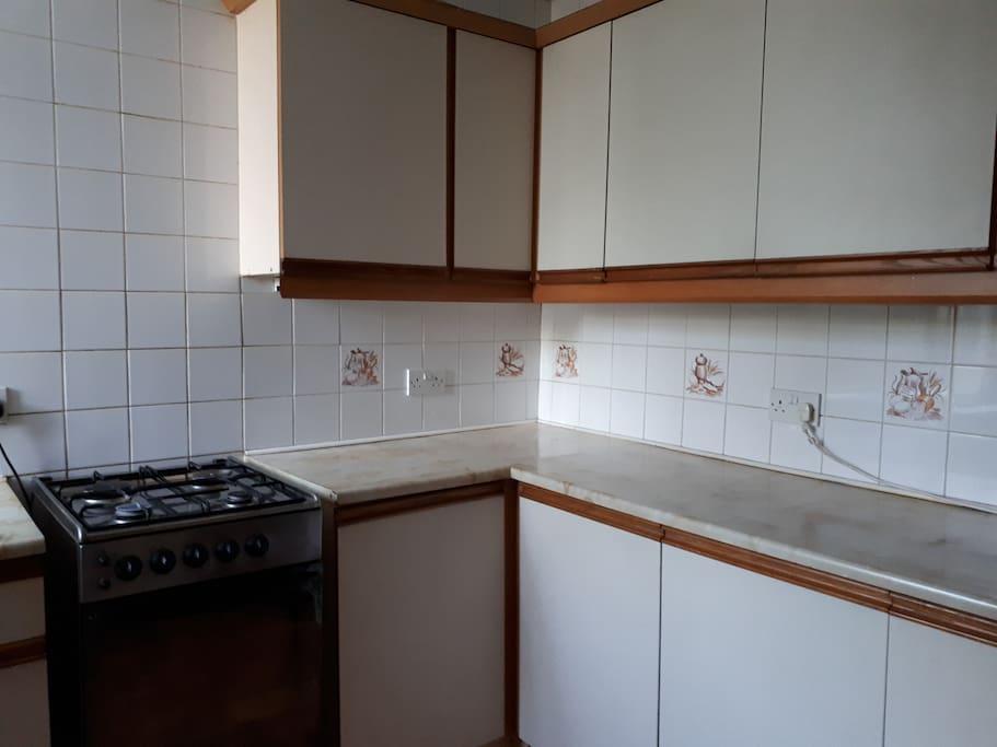 Good kitchen size
