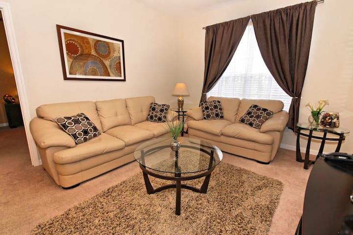 4 BED VISTACAY LUX 08 PERSONS #205 - Orlando - Wohnung