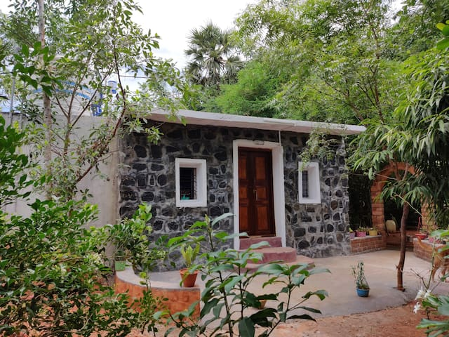 The Green Box~ Stone House (Home stay)