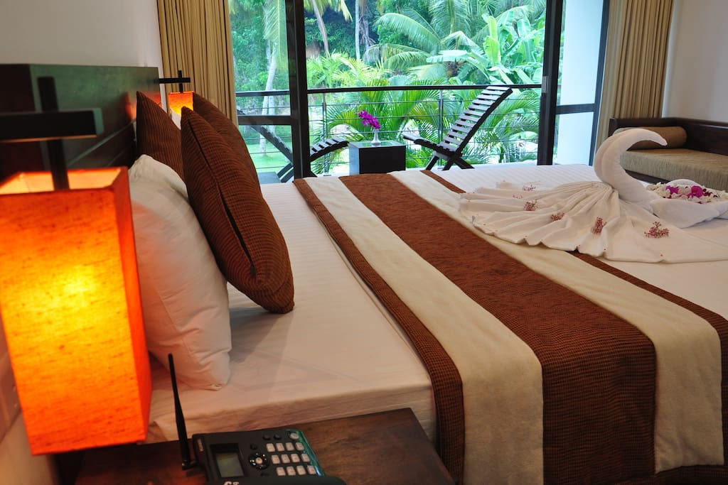 Bedroom Amenities highest in their class