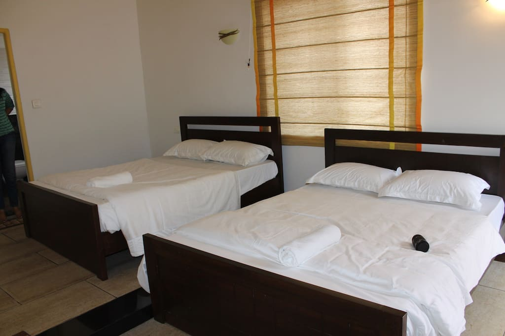 Hygiene Rooms with all amenities