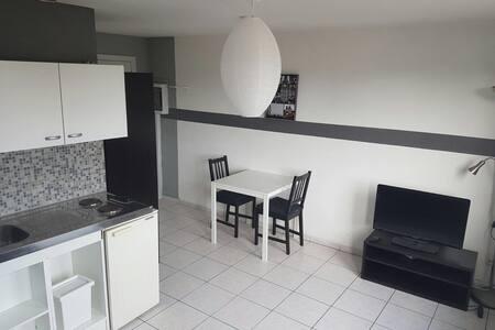 Studio entièrement meublé - Liège - Apartment