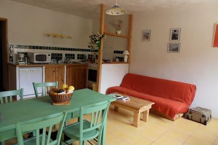 Appartement 2/6 personnes à la Chalp de St Veran - Saint-Véran - Apartament