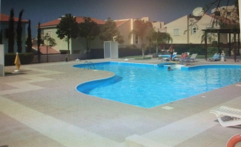 Limassol Star Tamar Ground floor 1br