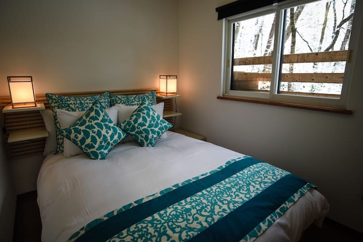Sheltered Inn Hakuba Double Room