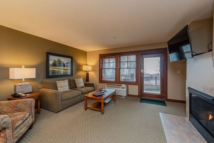 B103 - 1 Bedroom Lake View Suite at Lakefront Hotel