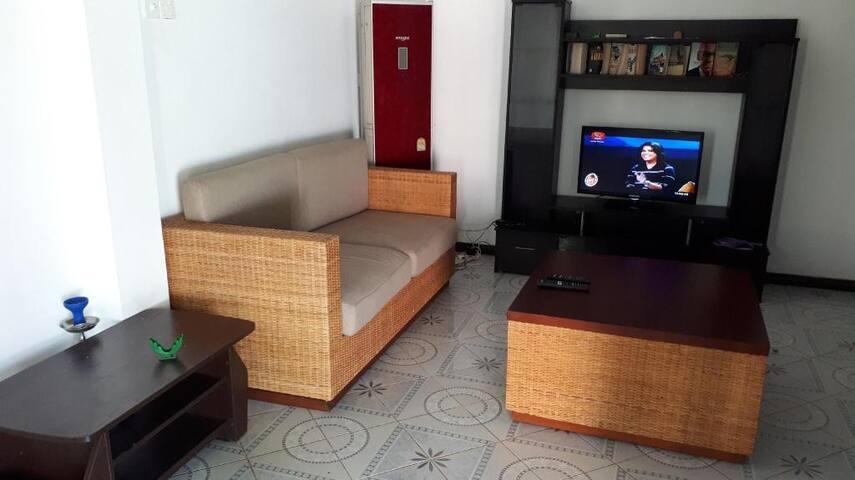 1 Bedroom Studio in Blue Star Beach Villa Weligama