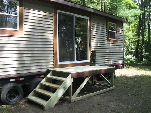 Hunting Cabin-Trailer- Enjoy A Fall  Color Tour !