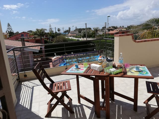 Casa vacanze Siracusa Punta Milocca