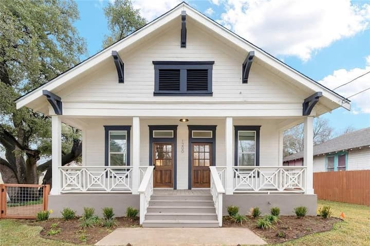 Fully Remodeled House Steps from Magnolia/Baylor