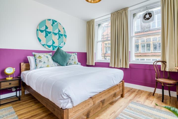 Selina Manchester NQ1 - Standard Room