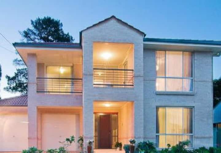 Tranquil home located in North Ryde, Sydney