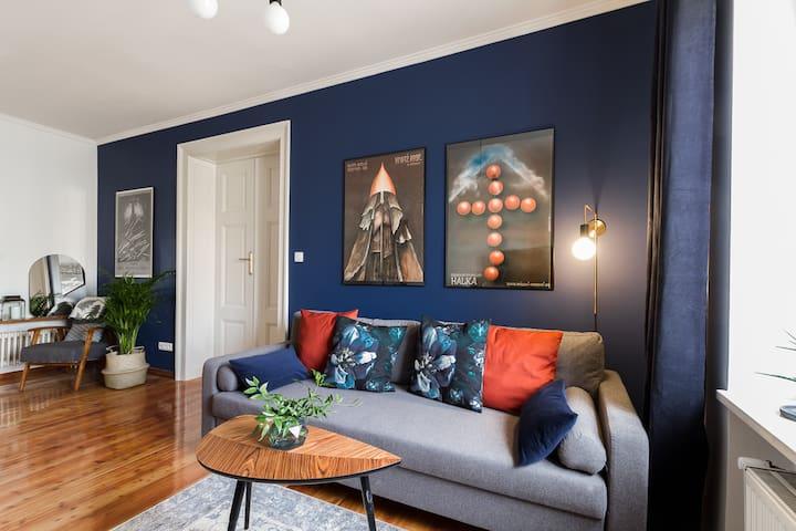 💙 Poznan Apartments BLUE - apartamenty Poznań 💙