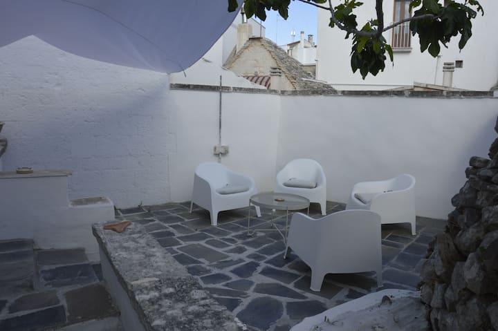 Appartamento con Giardino in Palazzina Storica