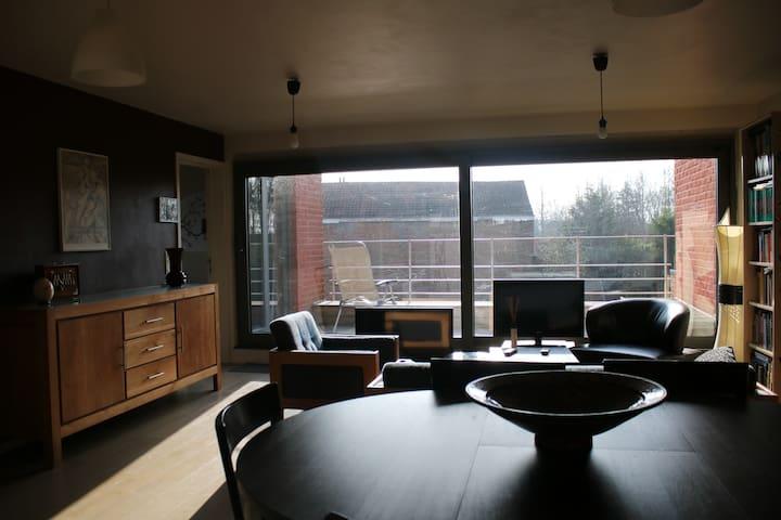 Comfortabele verdieping in mooie buurt Kessel-Lo