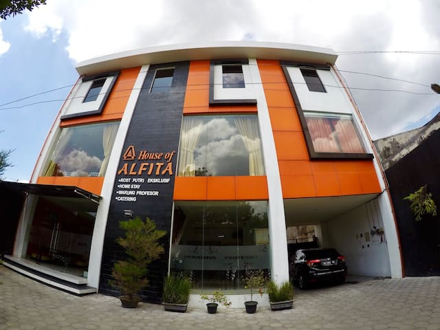 Cozy rooms in the heart of TOP Unis - Yogyakarta  - Apartmen